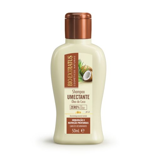 Shampoo Umectante 50mL