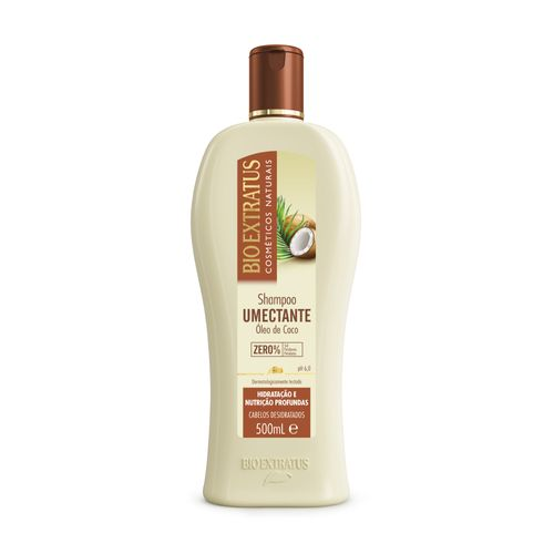 Shampoo Umectante 500mL
