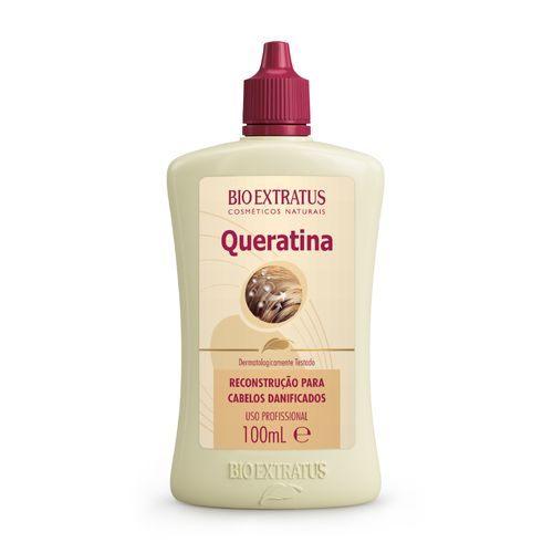 Queratina Concentrada 100mL