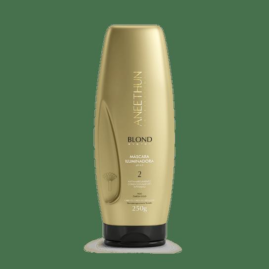 Aneethun-Blond-mascara-iluminadora-250g-frente